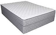 Serta Five Star Mattress Drummond Firm Full Set