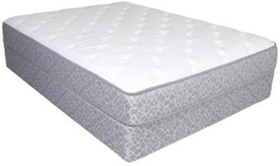 Serta Five Star Mattress Drummond Plush Queen Set
