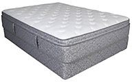 Serta Five Star Mattress Abbydale Pillow Top King Set