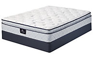 Serta Mattress Perfect Sleeper Adenmore Pillow Top Twin Mat. Only