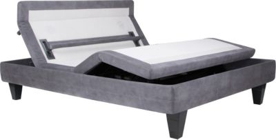 Serta Mattress Motion Custom II Queen Adjustable Bed Frame