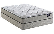 Sertapedic Fairfax Plush King Mattress Only