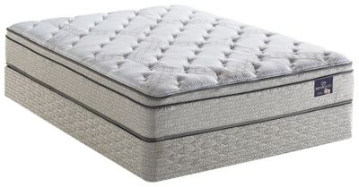 Serta Mattress Elmfield Plush Euro Top Collection