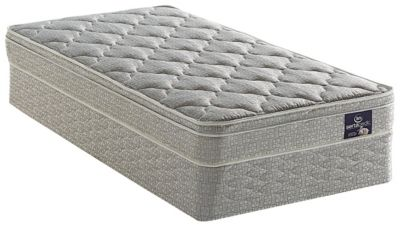 Serta Mattress Glenlawn Firm Euro Top Collection