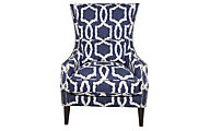 Simon Li Kedida & Quiver Wing Chair