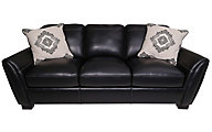 Simon Li Midtown 100% Leather Sofa