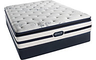 Simmons Beautyrest Recharge Chantal Firm Pillow Top Twin Matt. Only