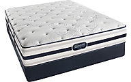 Simmons Beautyrest Recharge Ultra Lucinda Firm Queen Mattress Only