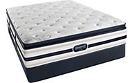 Simmons Beautyrest Ultra Lucinda Plush Pillow Top Queen Mattress Only