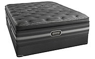 Simmons Beautyrest Black Natasha Firm Pillow Top Full Mattress Only