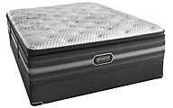 Simmons Beautyrest Black Katarina Pillow Top Queen Mattress Only