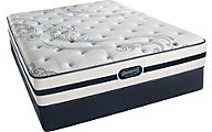 Simmons Beautyrest Recharge Chantal Plush Queen Mattress Only