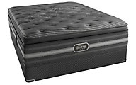 Simmons Beautyrest Black Natasha Firm Pillow Top King Mattress Only