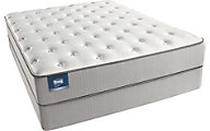 Simmons Beautyrest Jessie Plush King Mattress Only
