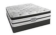 Simmons Beautyrest Platinum Robin Pillow Top Twin Mattress Only