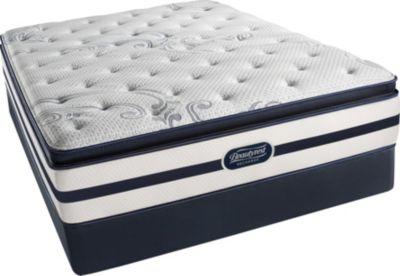 Simmons Beautyrest Recharge Chantal Plush Pillow Top Collection