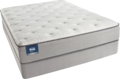 Simmons Beautyrest Marnie Plush Euro Top Collection