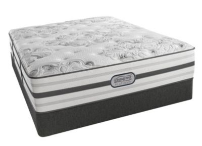 Simmons Beautyrest Platinum Nina Luxury Firm Collection