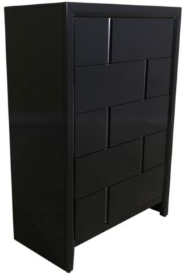 Simmons Buckhead Black Chest