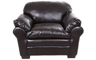 Simmons 5045 Collection Bonded Leather Chair