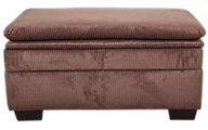Simmons 3685 Collection Storage Ottoman