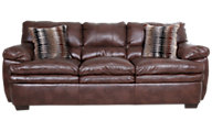 Simmons 9545 Collection Bonded Leather Sofa