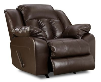 Simmons Sebring Swivel Glider Recliner