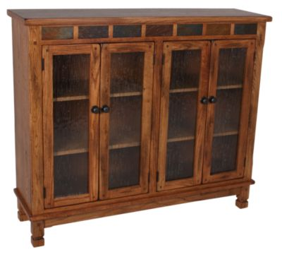 Sunny Designs Sedona 4 Door Bookcase