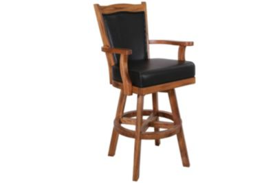 Sunny Designs Empire Swivel Bar Stool