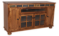 Sunny Designs Sedona Counter Height TV Console