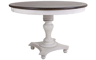 Sunny Designs Bourbon County Round Counter Table