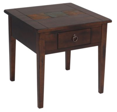 Sunny Designs Santa Fe Collection End Table