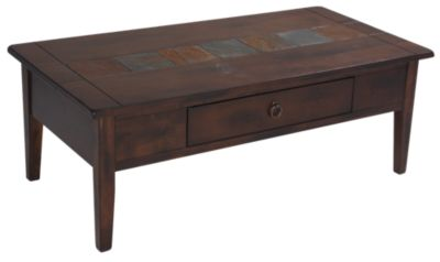 Sunny Designs Santa Fe Collection Coffee Table