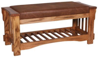 Sunny Designs Sedona Cushion Bench