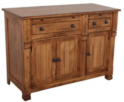 Sunny Designs Sedona Oak Buffet