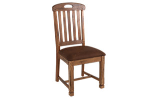 Sunny Designs Oak Side Chair