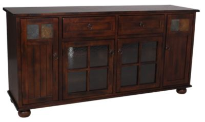 Sunny Designs Santa Fe Counter-Height TV Console