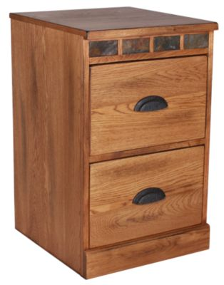 Sunny Designs Sedona 2 Drawer File Cabinet