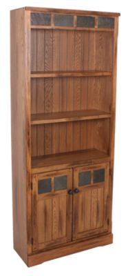 Sunny Designs Sedona Door Bookcase