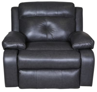 Southern Motion Dash Leather Reclining Chair & 1/2