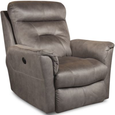 Southern Motion Flicker Slate Power Rocker Recliner