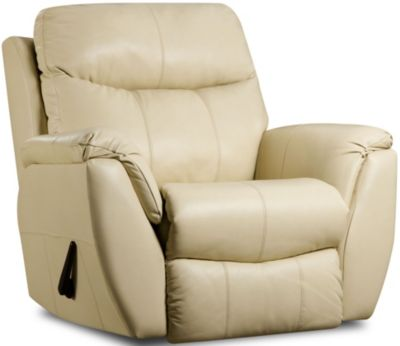 Southern Motion Monaco Leather Rocker Recliner