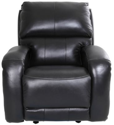 Southern Motion Fandango Leather Rocker Recliner