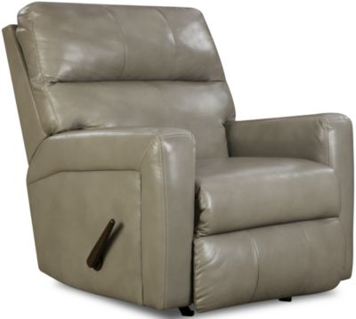 Southern Motion Savannah Leather Rocker Recliner