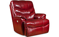 Southern Motion Firefox Leather Power Rocker Recliner