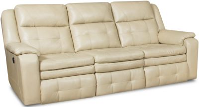 Southern Motion Inspire Leather Reclining Sofa