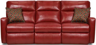Southern Motion Savannah Leather Power Reclining Sofa