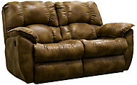 Southern Motion Weston Rocking Reclining Loveseat
