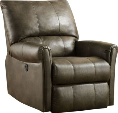 Southern Motion Marconi Power Lay-Flat Recliner