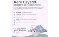 Southern Textiles, Inc. Aere Crystal Gel Twin XL Mattress Protector